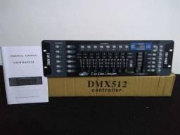 DMX 512 muito nova!!