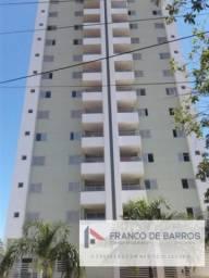 Apartamento  com 3 quartos no Portal do Sul - Bairro Jardim Mato Grosso em Rondonópolis