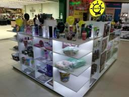 Quiosque no Rio Tapajós Shopping