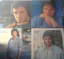 Discos Roberto Carlos -Relíquias