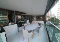 Apartamento Graça 3 Suítes Mansão Grazia 197m2 com 3 vagas Decorado