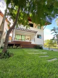 (RBA) Vendo/alugo incrível casa na praia de toquinho, 495m², 7 suítes, imperdível!