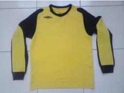 Camisa goleiro umbro amarela