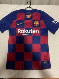 Camisa Barcelona 2019 TAMANHO M