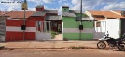 Casa para Venda em Várzea Grande, Paiaguas, 2 dormitórios, 1 banheiro