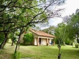2 hectares escriturados com casa e galpão, Velleda oferece