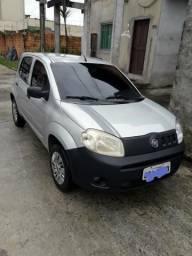 Carro Fiat uno Vivace - 2012