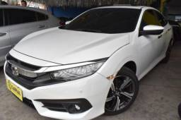 Honda civic 2018 1.5 16v turbo gasolina touring 4p cvt - 2018