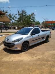 Picape Peugeot Hoggar 1.4 flex - 2011