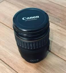 Lente Canon 28-135mm F/3.5-5.6 Ultrasonic - Usada