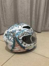 Capacete de Motocicleta