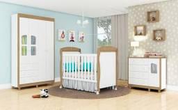 Quarto completo infantil novo com nota e garantia e montagem gratis