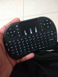 Vendo mini teclado novo nunca usado