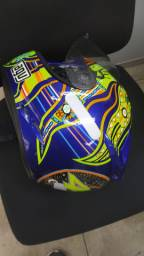 Vendo ou troco capacete AGV K3