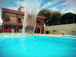 Aluguel de casa excelente com piscina para réveillon e/ou carnaval 2021