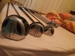 Golf 10 ferros wilson bag de viagem bag boy e carrinho bag boy