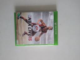 Jogo Xbox One NBA Live 15 comprar usado  Palhoça