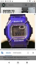 Usado, Relógio Casio Baby G aceito proposta a vista comprar usado  São Paulo