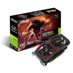 Placa de Vídeo Asus Nvidia Geforce gtx 1050 Ti Cerberus 4GB, gddr5