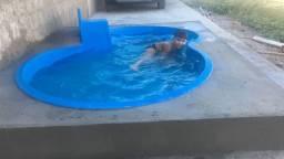 A melhor piscina infantil do mercado