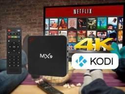 Tv box - configurando - todo ok