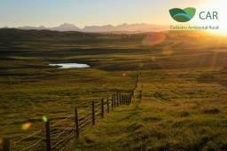 Regularização Ambiental - CAR - Cadastro Ambiental Rural