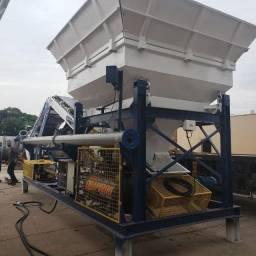 Central Dosadora Usina de Concreto Modular F-40 Nova