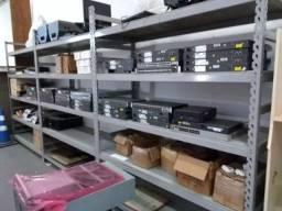 Lote Contendo 329 Unidades de Componentes de Informática - #7066