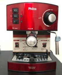 Cafeteira Philco Expresso 20Bar Red Inox 120v