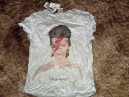 Blusa David Bowie