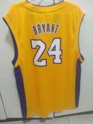 Camisa Original Nova Lakers 24 Kobe Bryant