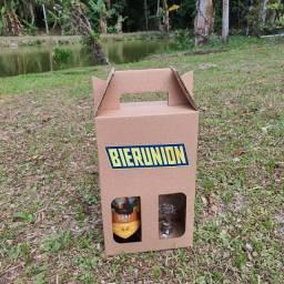 Cerveja artesanal - Kit presente Saint Bier