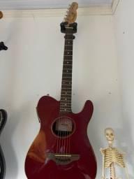 Violão Fender telecoustic anos 2000