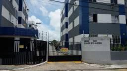 Apt no condomínio Ilha de Santo Aleixo, bloco A, apt: 303.