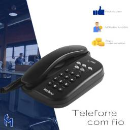 Telefone com Fio de Mesa/Parede Intelbras Novo TC 500