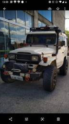 Jeep bandeirante