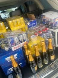 Título do anúncio: Bebidas importadas com nota fiscal