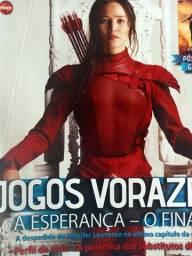 Revista Mega Poster - Jogos Vorazes A Esperança