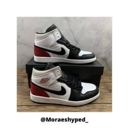 Air Jordan 1 Mid Chicago Remix