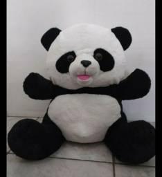 Ursão de pelúcia Panda - Brinquedo