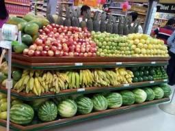 Vascas para Supermercados Frutas Legumes