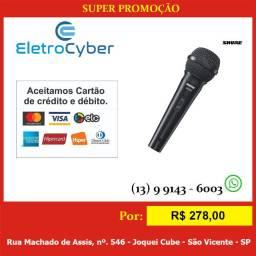 Microfone Profissional com Fio SV200 Shure