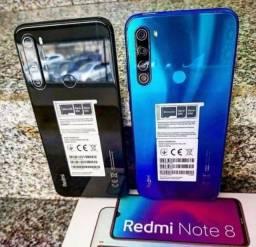 Xiaomi original ! Incrível aparelho celular ! Sensação do momento ! Redmi note 8 64 gigas