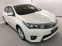 Título do anúncio: Corolla Gli 1.8 2017 Aut CVT Branco Perola , Km: 37.000 Rodados
