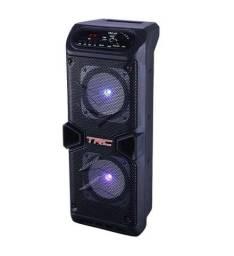 Título do anúncio: Caixa de som 60w TRC Com microfone e controle