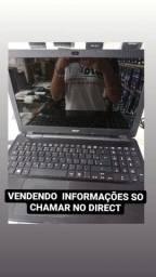 Título do anúncio: Notebook Acer