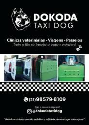 Título do anúncio: Transporte de pets