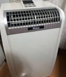 Ar condicionado portátil Philco quente e frio 12.000 btus