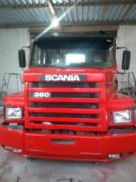 Vendo Scania 112H 82 com motor do 113 - 360cv novo