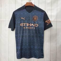 Camisa Manchester City II Away 20/21